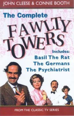 Complete Fawlty Towers Cover Image