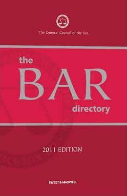 The Bar Directory 2011
