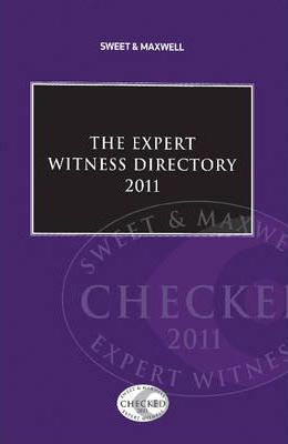 The Expert Witness Directory 2011