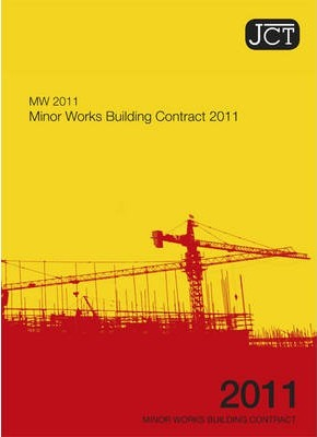 JCT:Minor Works Building Contract 2011