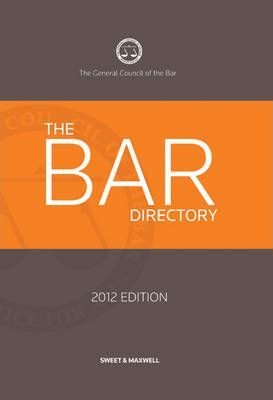 The Bar Directory 2012
