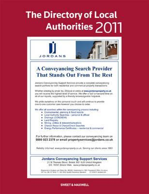 Directory of Local Authorities 2011