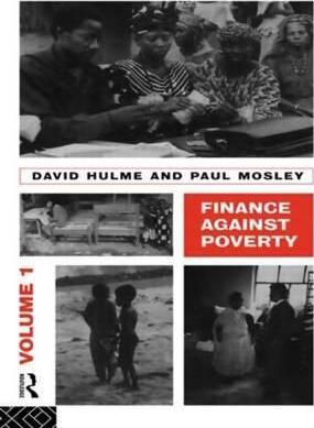 Finance Against Poverty: v.1