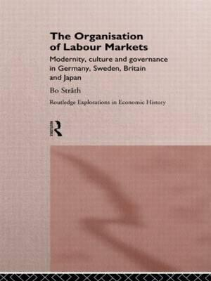 The Organization of Labour Markets