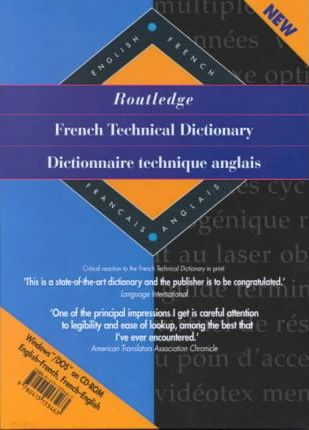 French Technical Dictionary