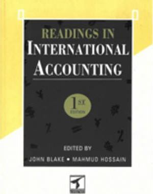 Readings in International Accounting