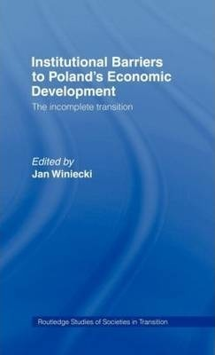 Poverty in Transition Economies (Routledge Studies of Societies in Transition)