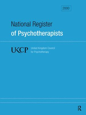 National Register of Psychotherapists 2000