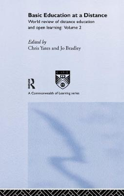 Astrosadventuresbookclub.com Basic Education at a Distance : World Review of Distance Education and Open Learning: Volume 2 Image