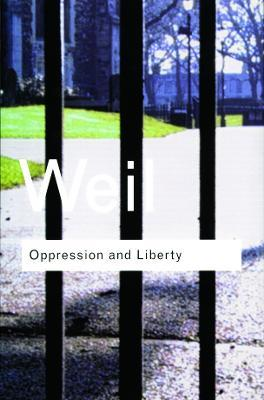 Oppression and Liberty