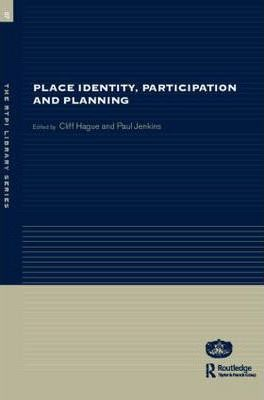 Place Identity, Participation and Planning