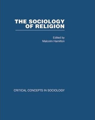 Sociology of Religion V3