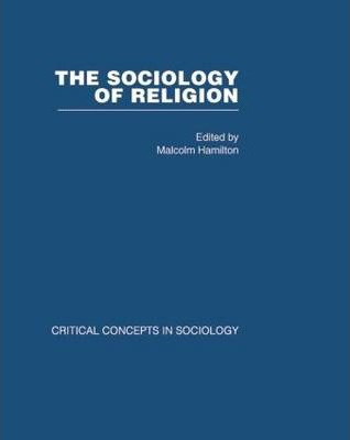 Sociology of Religion V4