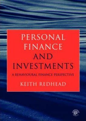 Personal Finance and Investments