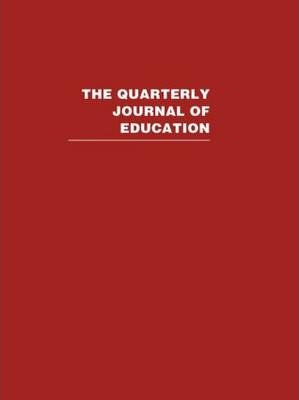 The Quarterly Journal of Education