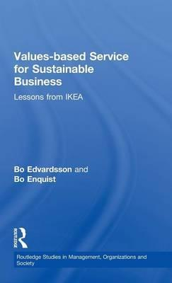 Values-based Service for Sustainable Business  Lessons from IKEA