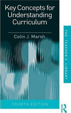 Key Concepts for Understanding Curriculum