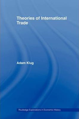 Theories of International Trade