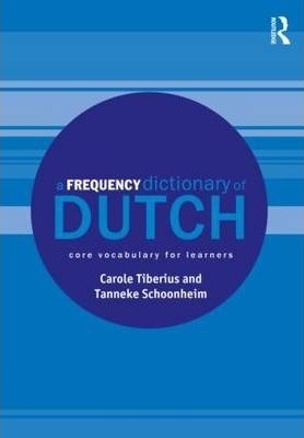 A Frequency Dictionary of Dutch