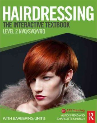 Hairdressing: Level 2: The Interactive Textbook