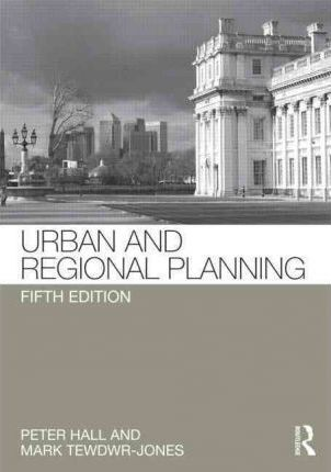 Urban and Regional Planning : Peter Hall : 9780415566544