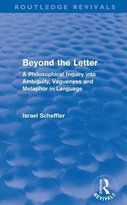 Beyond the Letter