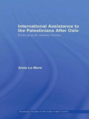 International Assistance to the Palestinians after Oslo