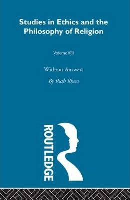 Without Answers: v. 8