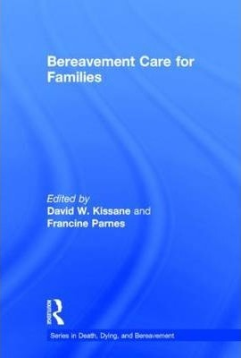 Bereavement Care for Families