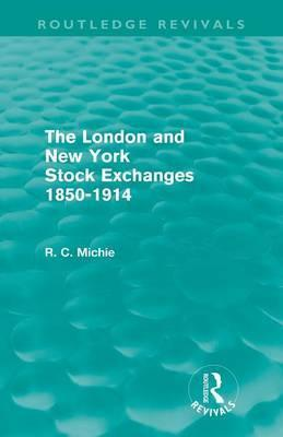 Mon premier blog ranald michie the london and new york stock exchanges 1850 1914 fandeluxe Choice Image