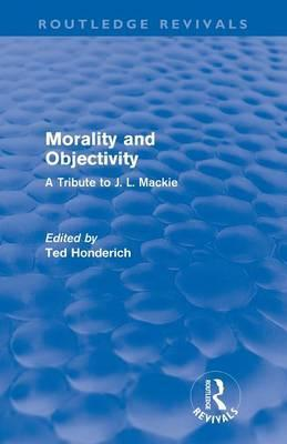 Morality and Objectivity