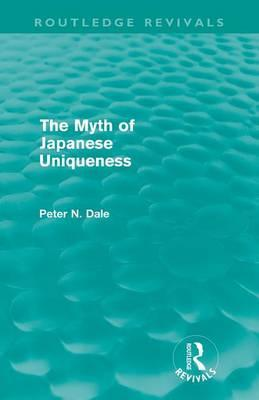 Myth of Japanese Uniqueness