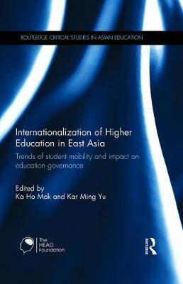 Internationalization of Higher Education in East Asia