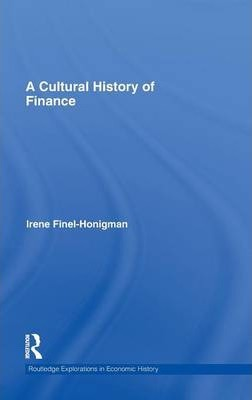 A Cultural History of Finance