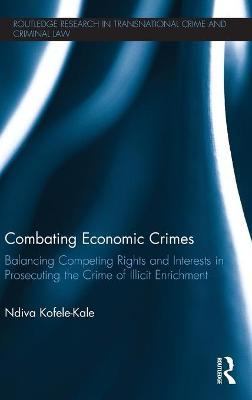Combating Economic Crimes