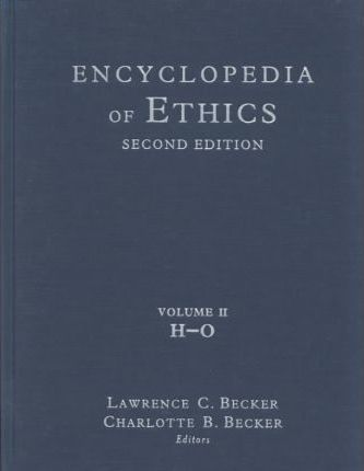 Encyclopedia of Ethics