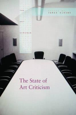 The State of Art Criticism