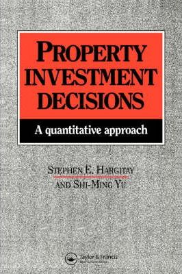 Property Investment Decisions: A quantitative approach