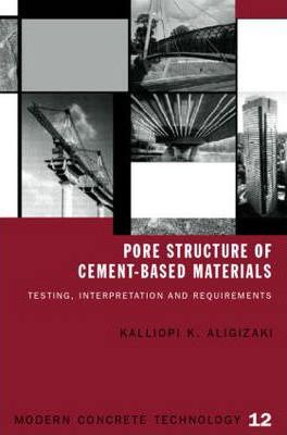 Pore Structure of Cement-Based Materials