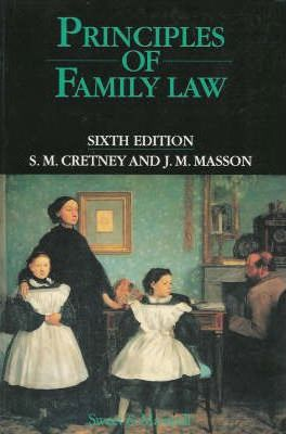 Principles of Family Law