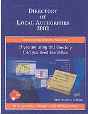 Directory of Local Authorities 2002