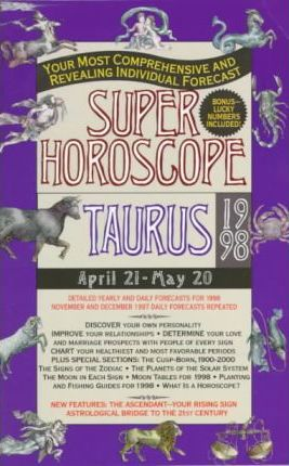 Super Horoscopes 1998  Taurus