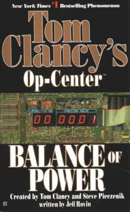 Tom Clancy's Op-Centre: Balance of Power