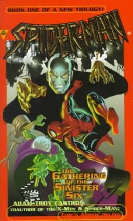 Image result for SPIDER-MAN: THE GATHERING OF THE SINISTER SIX
