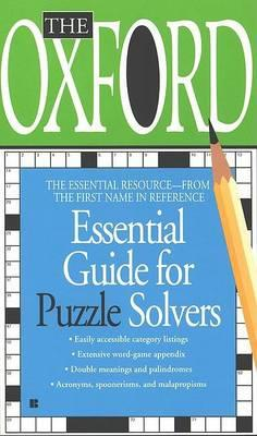 The Oxford Essential Guide for Puzzle Solvers
