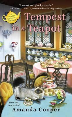 Tempest in a Teapot: A Teapot Collector Mystery Book 1