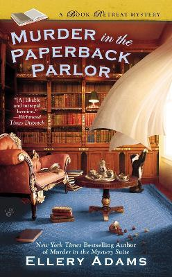 Murder in the Paperback Parlor