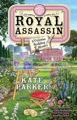 The Royal Assassin: A Victorian Bookshop Mystery Book 3