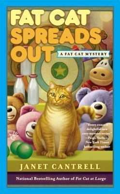 Fat Cat Spreads Out: Fat Cat Mystery Book 2