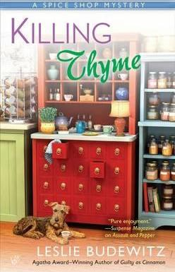 Killing Thyme: Spice Shop Mystery Cover Image